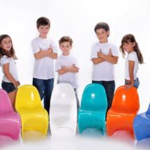 Cadeira Panton Infantil 2