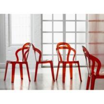 Cadeira Titi Vermelha